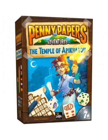 PENNY PAPERS TEMPLE OF APIKHABOU