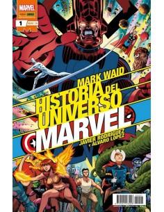 HISTORIA DEL UNIVERSO MARVEL 01 ED DELUX