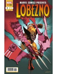 MARVEL COMICS PRESENTS LOBEZNO 03