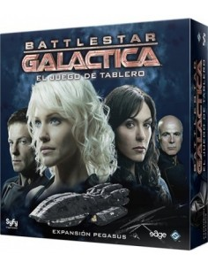 BATTLESTAR GALACTICA EXPANSION PEGASUS