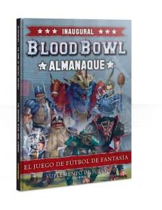 EL ALMANAQUE INAUGURAL DE BLOOD BOWL ESP