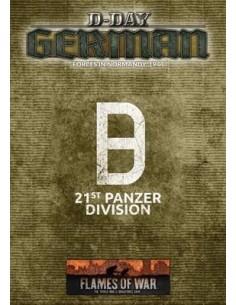 21ST PANZER SPOTLIGHT