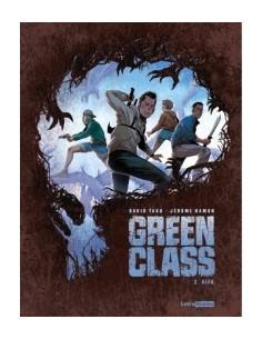 GREEN CLASS 2 ALFA