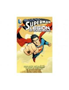 SUPERMAN Y LA LEGUON DE SUPERHEROES