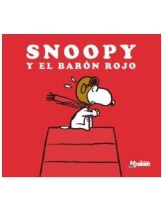 SNOOPY EL BARON ROJO
