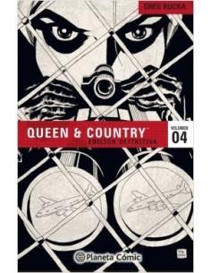 QUEEN & COUNTRY 4