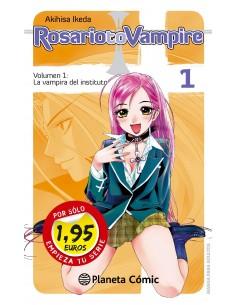 ROSARIO TO VAMPIRE 1
