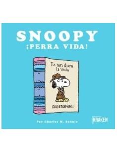 SNOOPY PERRA VIDA