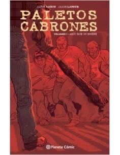 PALETOS CABRONES