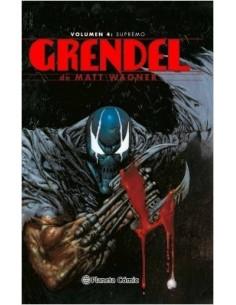 GRENDEL OMNIBUS 4