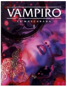 VAMPIRO LA MASCARADA 5º EDICION