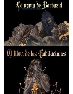 PACK LA NOVIA DE BARBAZUL + LIBRO HABITA