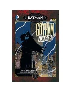 BATMAN GOTHAM A LA LUZ DEL GAS