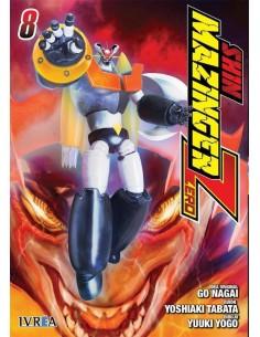 SHIN MAZINGER ZERO 08