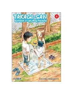 TAKAGI-SAN EXPERTA EN BROMAS PESADAS 04