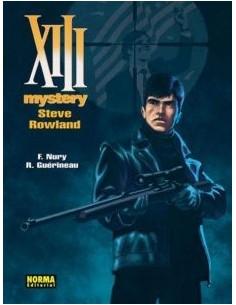 XIII MYSTERY STEVE ROWLAND