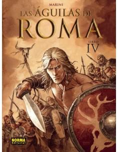 LAS AGUILAS DE ROMA 4