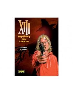 XIII MYSTERY BILLY STOCKTON