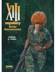 XIII MYSTERY BETTY BARNOWSKY