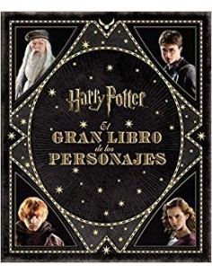 LIBRO PERSONAJES HARRY POTTER
