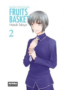 FRUITS BASKET 2