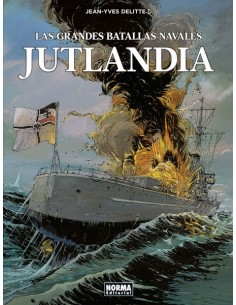 GRANDES BATALLAS NAVALES JUTLANDIA