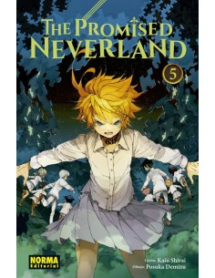 THE PROMISED NEVERLAND 05