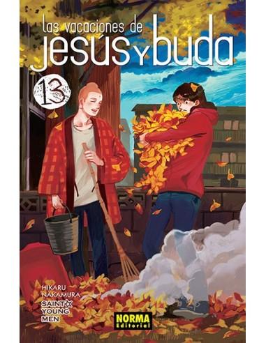 LAS VACACIONES DE JESUS Y BUDA 13
