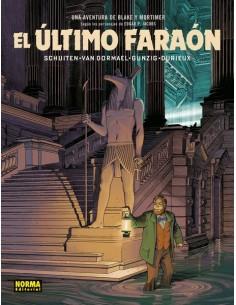 BLAKE & MORTIMER EL ULTIMO FARAON