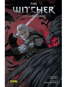 THE WITCHER 4 DE SANGRE Y FUEGO