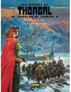 JUVENTUD DE THORGAL 6