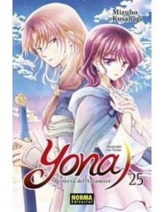 YONA 25, PRINCESA DEL AMANECER
