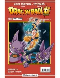 DRAGON BALL SERIE ROJA 217