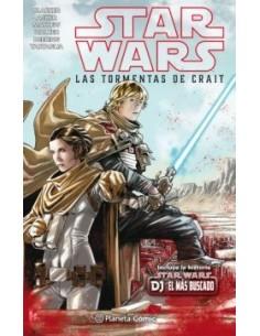 STAR WARS LAS TORMENTAS DE CRAIT