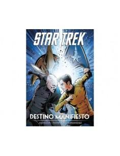 STAR TRECK DESTINO MANIFIESTO