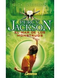 PERCY JACKSON II  EL MAR DE LOS MONSTRUO
