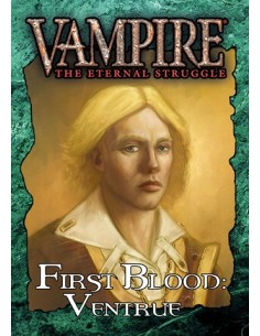 FIRST BLOOD VENTRUE ESPAÑOL