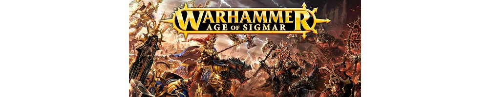 WH: AGE OF SIGMAR